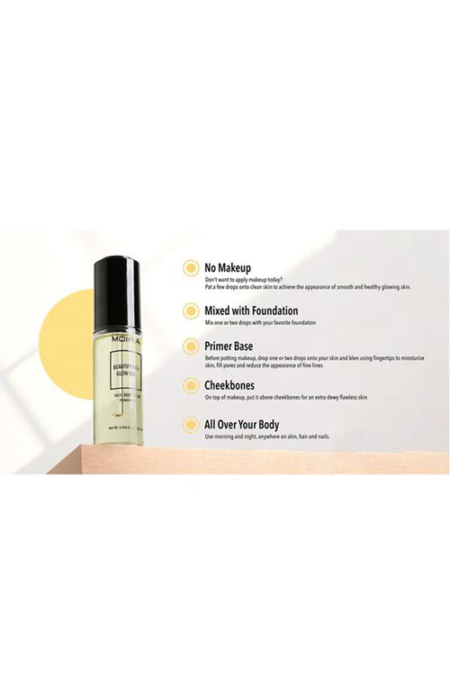 CLEAR Beautifying Glow Oil, image 3