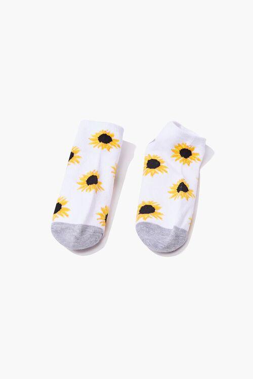 Sunflower Ankle Socks, image 2