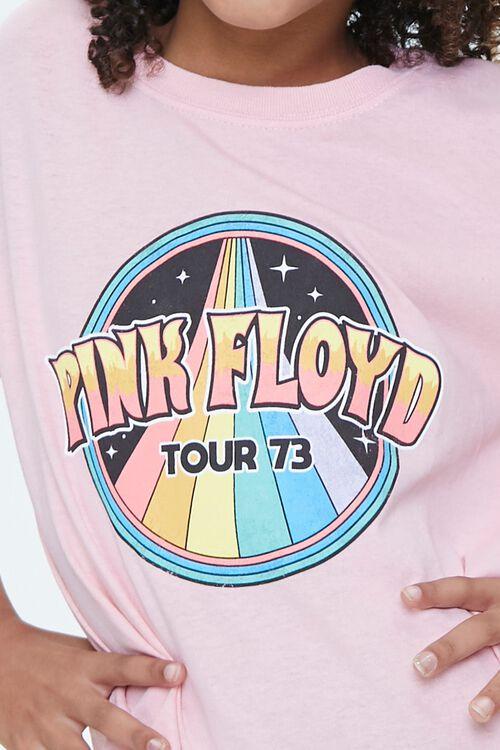 Girls Pink Floyd Graphic Tee (Kids), image 5