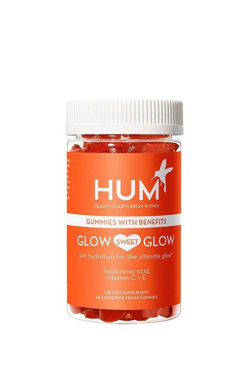 ORANGE Hum Nutrition Glow Sweet Glow Supplement, image 1