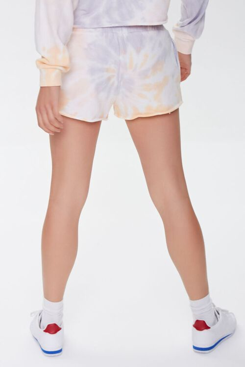 Tie-Dye French Terry Shorts, image 4