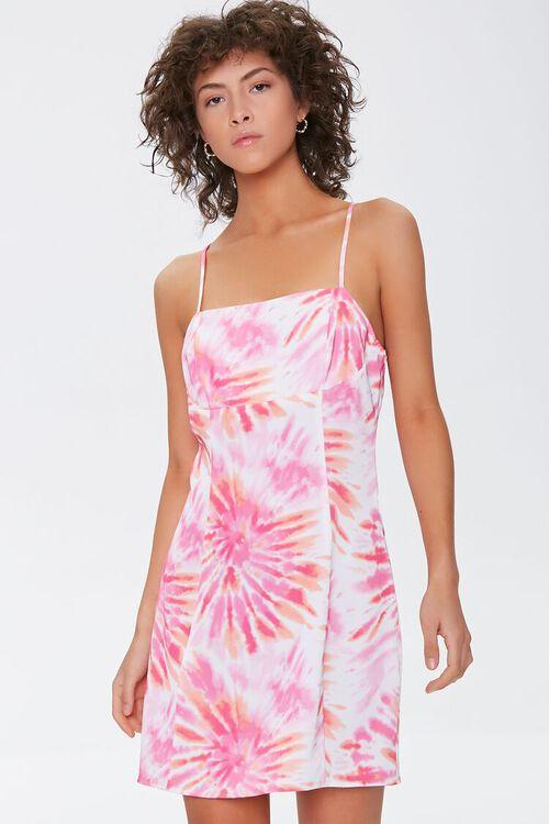 Tie-Dye Mini Dress, image 2