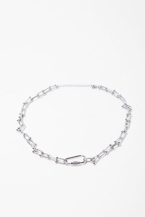 Toggle Chain Choker Necklace, image 3