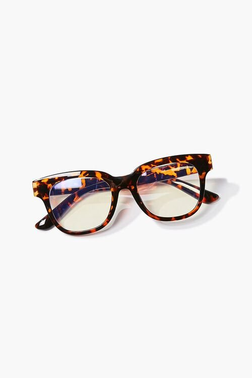 Tortoiseshell Blue Light Reader Glasses, image 4