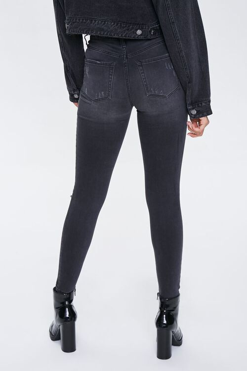 The Fairfax Distressed Super Skinny Jeans, image 3