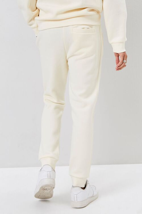 Drawstring Fleece Joggers, image 4