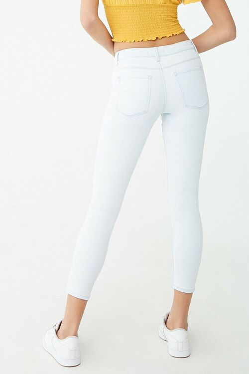 Low-Rise Skinny Ankle Jeans, image 4