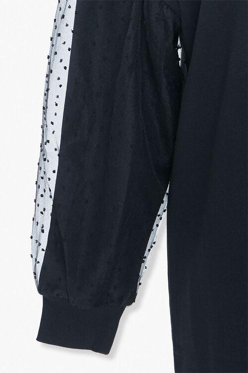 Plus Size Sweatshirt Dress, image 4