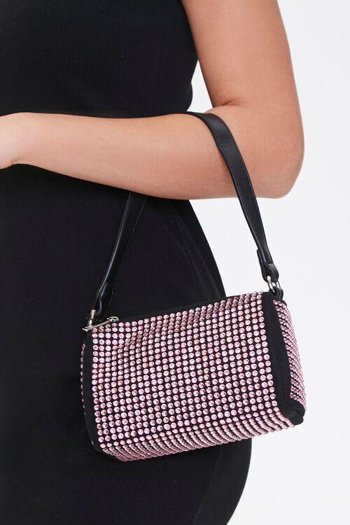 Faux Gem Shoulder Bag, image 1