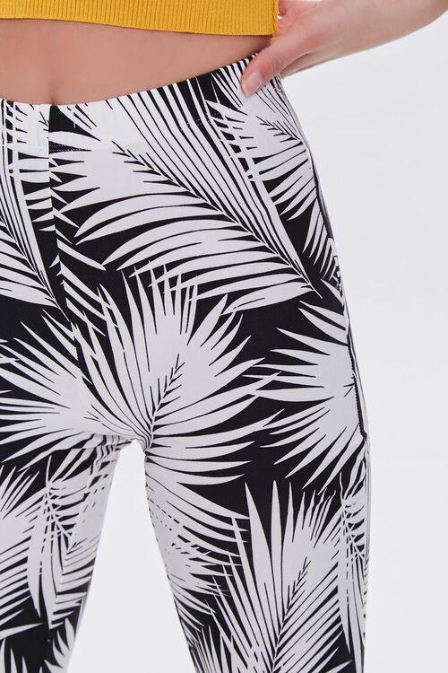 Jordyn Tropical Print Flare Pants, image 6