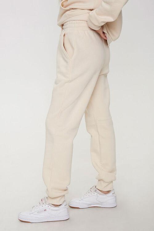 Fleece Drawstring Joggers, image 3