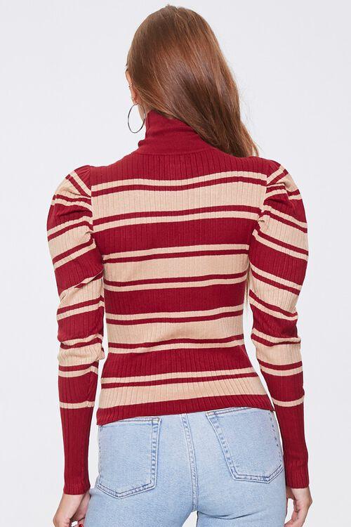 Striped Turtleneck Sweater, image 3