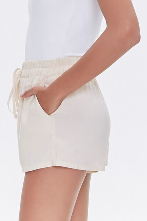 Drawstring Relaxed-Fit Shorts, image 3