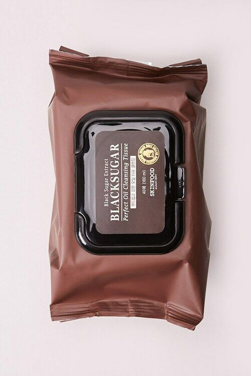 Black Sugar Perfect Oil Cleansing Tissue, image 1