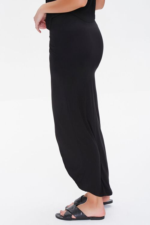 Twisted High-Low Skirt, image 3
