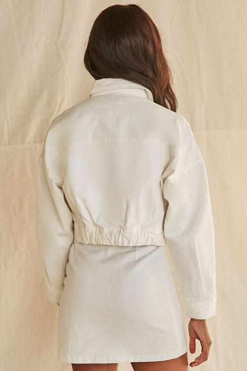 Boxy Denim Jacket, image 3