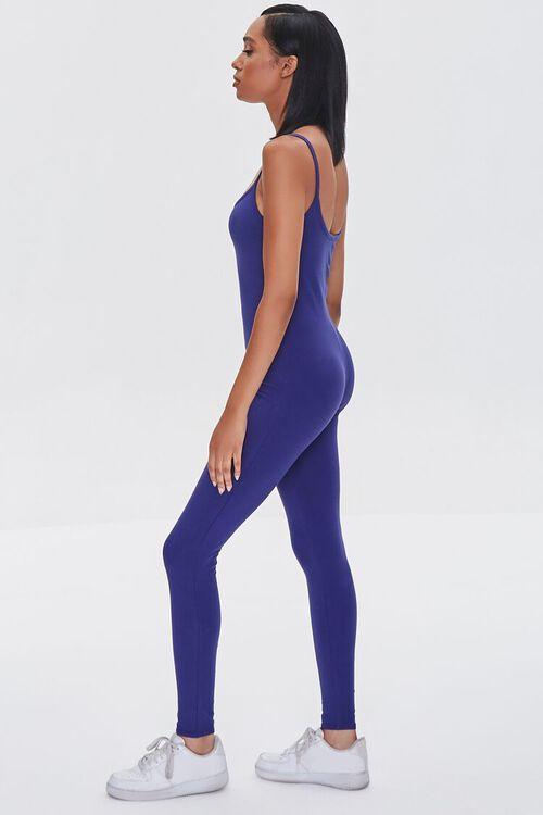 Cotton-Blend Cami Jumpsuit, image 2