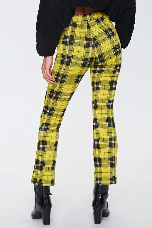 Plaid Flare Pants, image 4