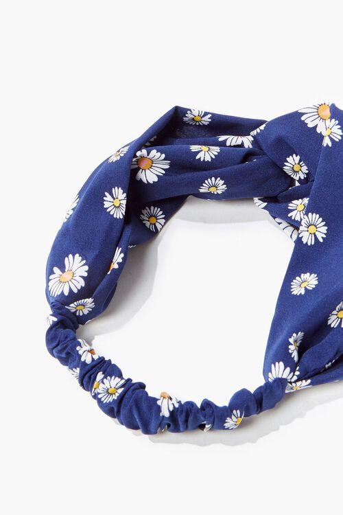 Daisy Print Headwrap, image 3