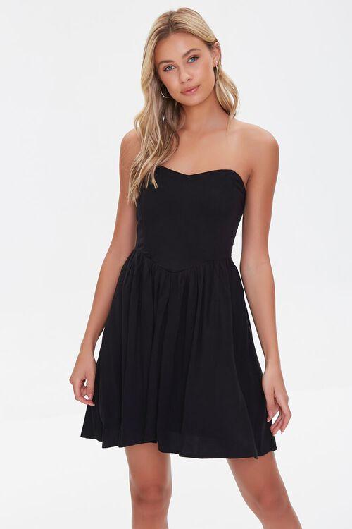 Sweetheart Mini Dress, image 1