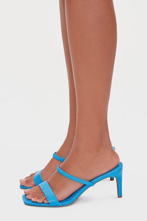 Square-Toe Stiletto Heels, image 2