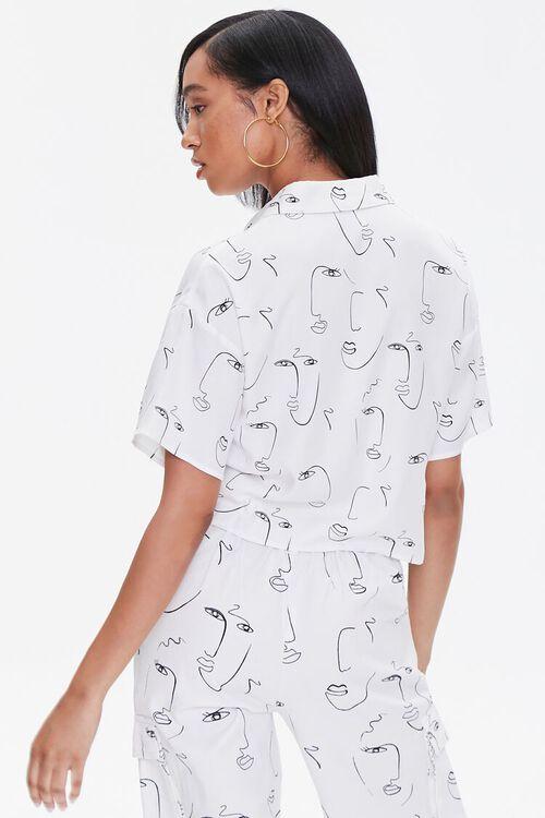 Face Print Pocket Shirt, image 3