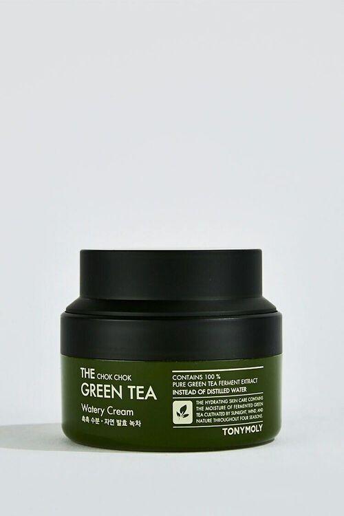 Chok Chok Green Tea Watery Cream, image 1