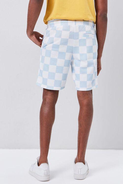 Checkered Drawstring Shorts, image 4