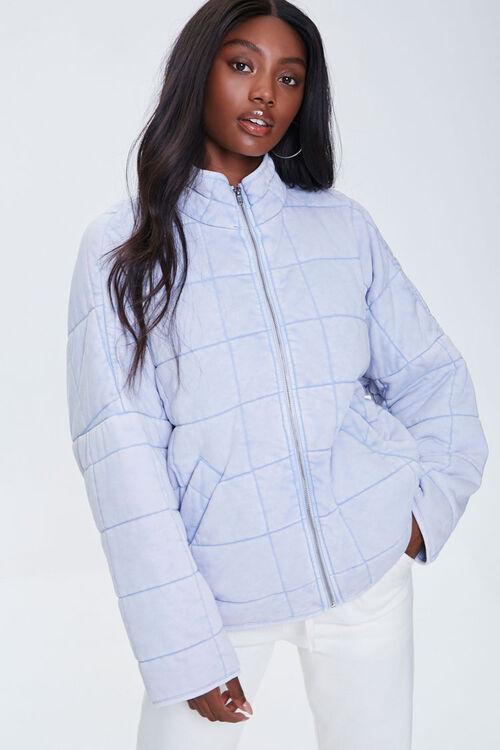 Quilted Zip-Up Jacket, image 5
