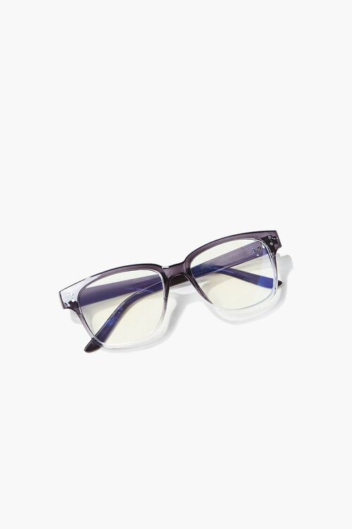 Blue Light Square Reader Glasses, image 4