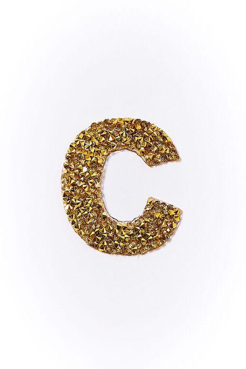 DIY Iron-On Embellishment Letter, image 3