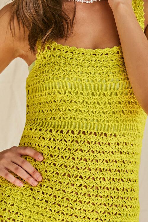 Crochet Swim Cover-Up Dress, image 5