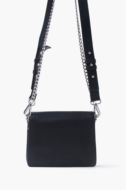 Curb Chain Crossbody Bag, image 1