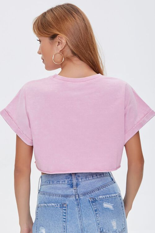 Cropped Self-Love Graphic Tee, image 3