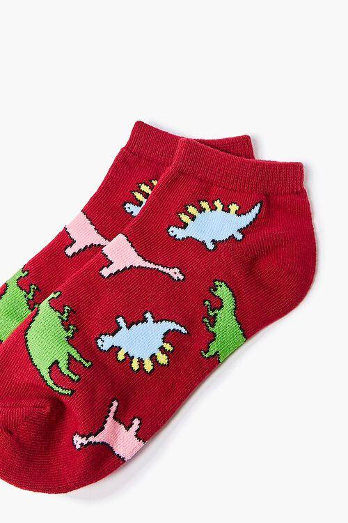 Dinosaur Ankle Socks, image 2