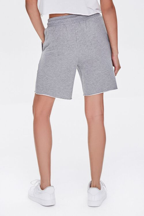 Basic French Terry Sweatshorts, image 4