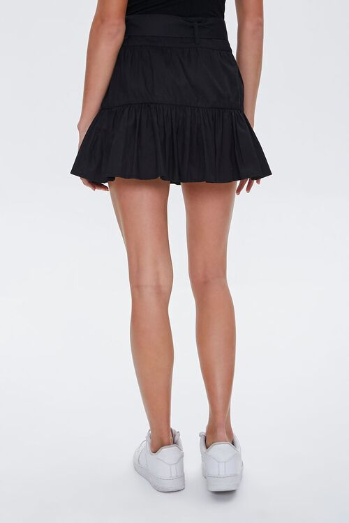 Tiered Mini Skirt, image 4
