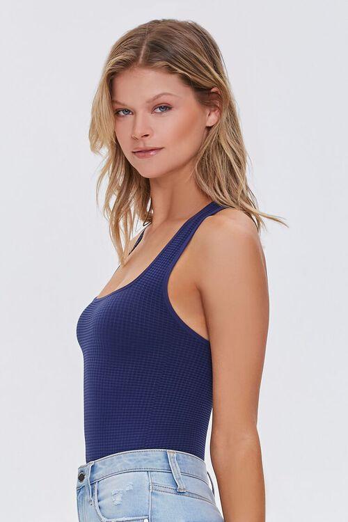 NAVY Seamless Ribbed Bodysuit, image 2