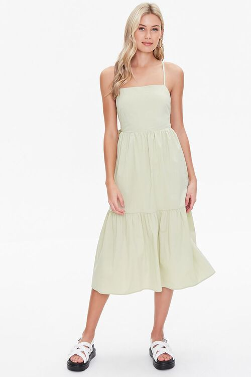 Tie-Back Cami Dress, image 4