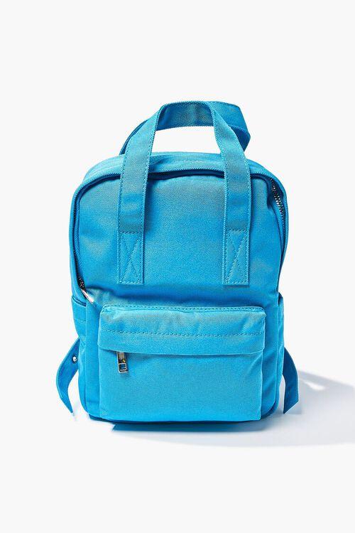 Dual-Strap Grommet Backpack, image 1