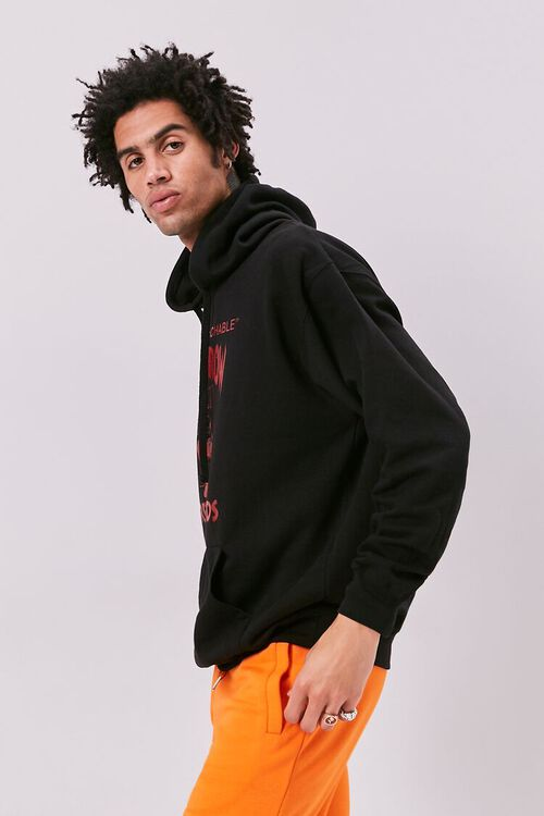 Death Row Records Graphic Hoodie, image 2