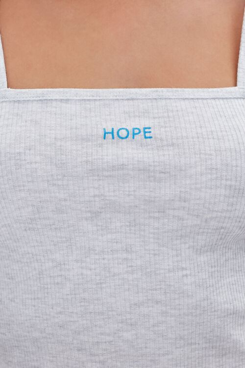 Ribbed Hope Graphic Cami, image 5