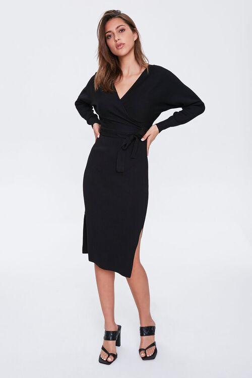 Surplice Wrap Dress, image 4