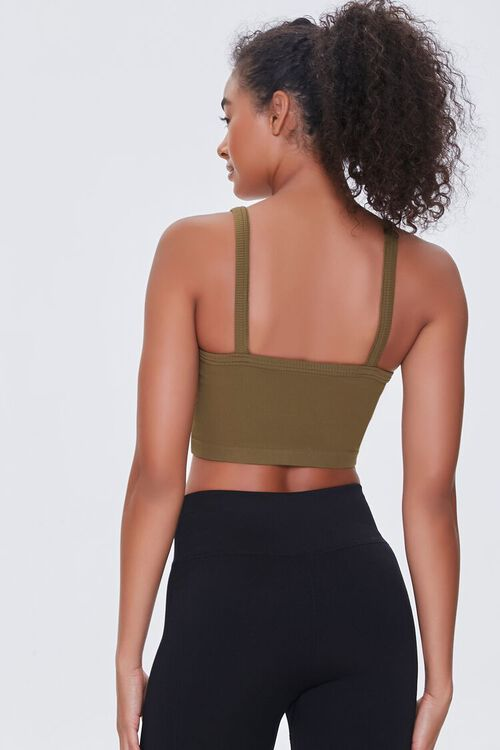 OLIVE Seamless Cropped Cami, image 3