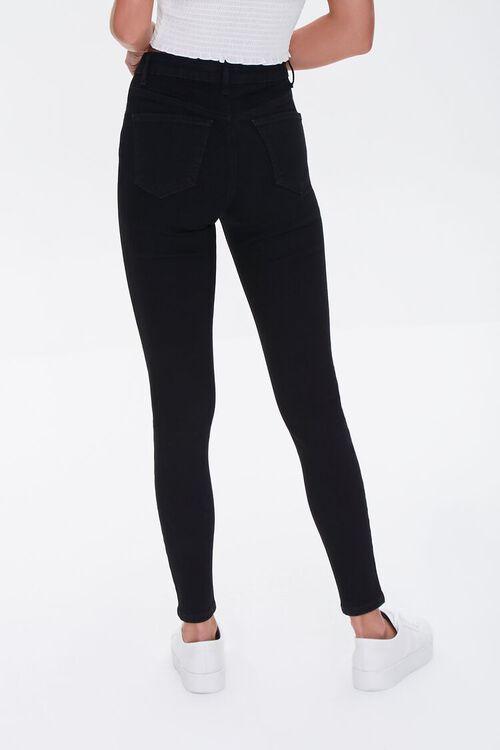 High-Waisted Skinny Jeans, image 4