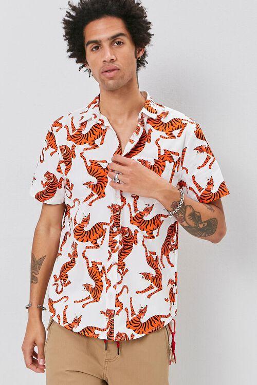 Tiger Print Shirt, image 2