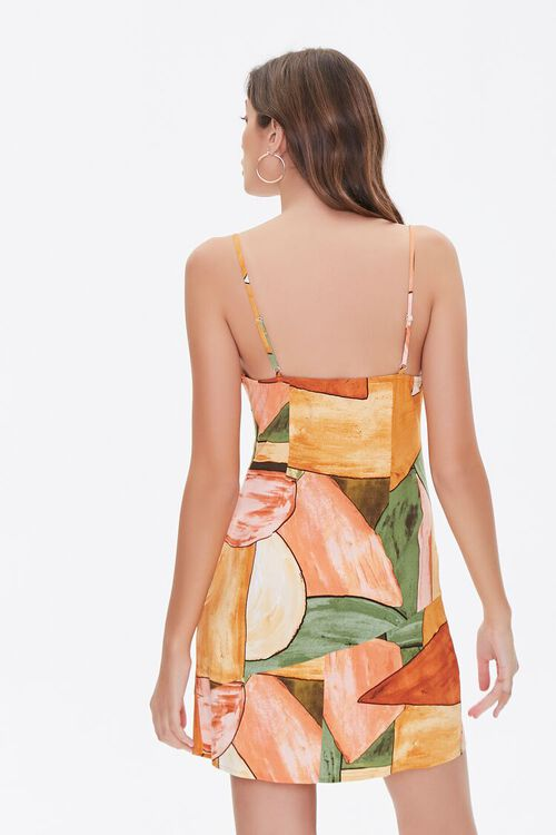 Abstract Cami Mini Dress, image 3