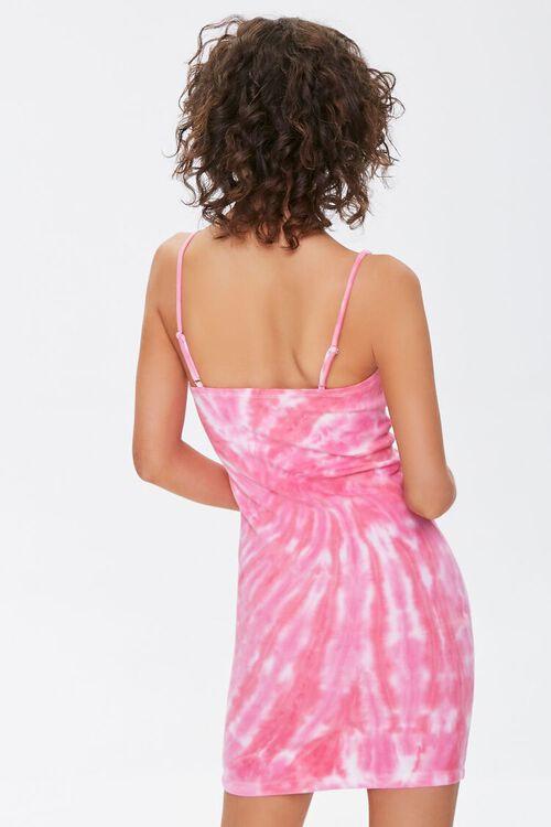 Tie-Dye Mini Cami Dress, image 3