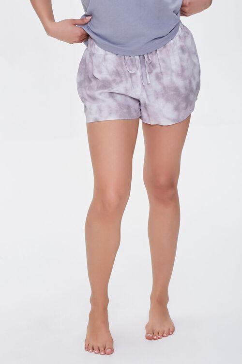Cloud Wash Pajama Shorts, image 2