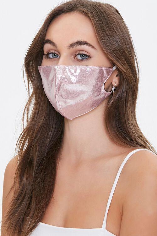 High-Shine Face Mask, image 1